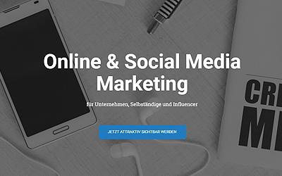 Social Media Marketing Berlin mit Sabrine Nennemann